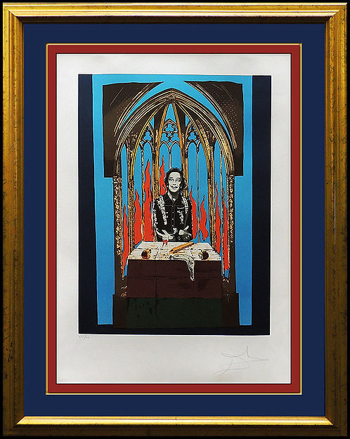 """""""Dali's Inferno"""" by Salvador Dali"""