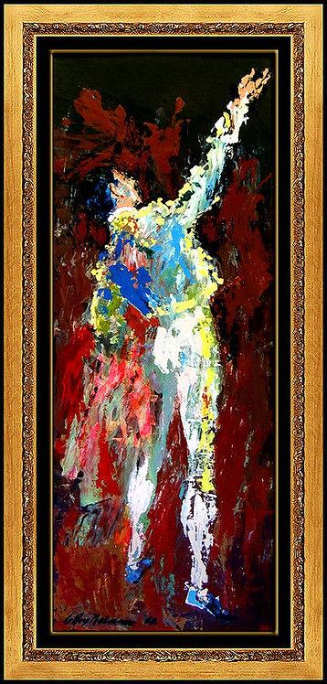 """""""The Matador Original"""" by LeRoy Neiman"""