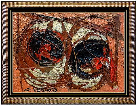 """Harmonie Oranje"" by Claude Denard"