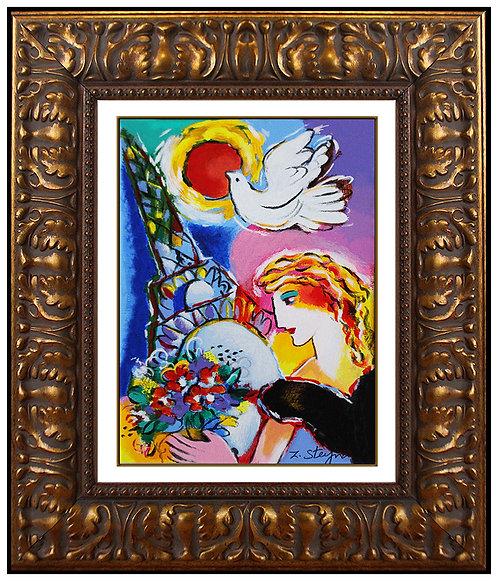 """""""The Beauty & The Dove"""" by Zamy Steynovitz"""