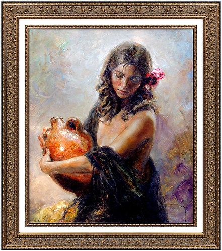 """Posando Original"" by Jose Royo"