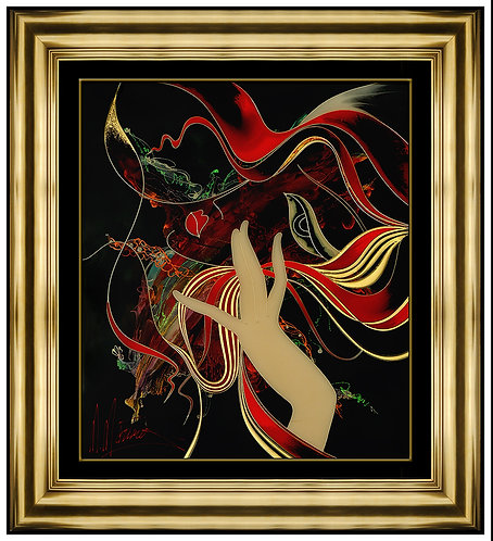 """Original Midnight"" by Martiros Manoukian"