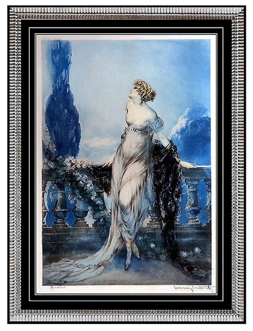 """Werther (H.357)"" by Louis Icart"