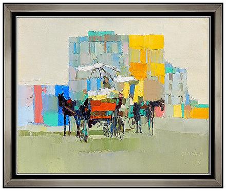 """Original Carriage Ride"" by Nicola Simbari"