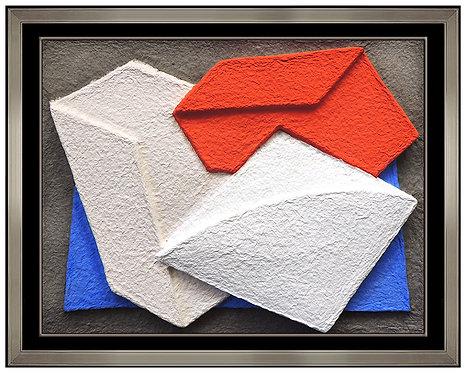 """Original Untitled #4"" by Charles Hinman"