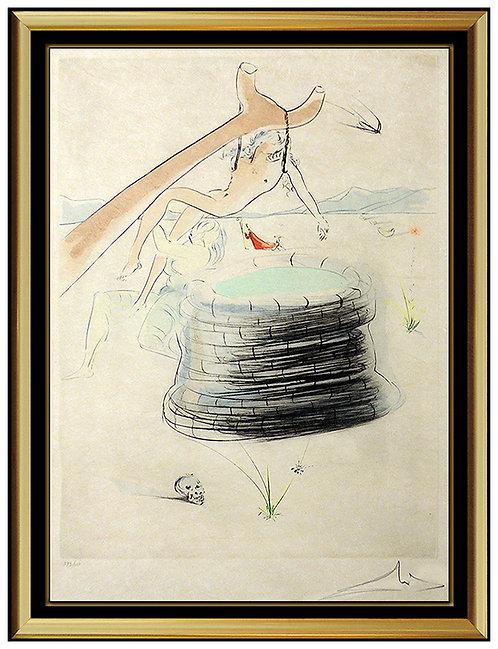 """Joseph"" by Salvador Dali"