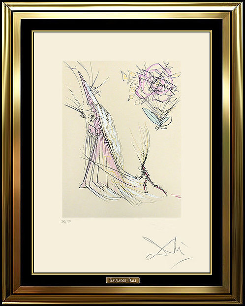 """Le Spectre a la Rose"" by Salvador Dali"