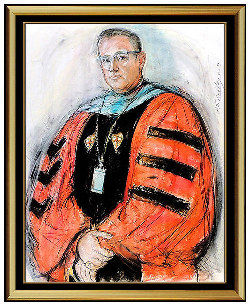 """""""Original Deacon of Nobility"""" by Sheldon SC Schoneberg"""