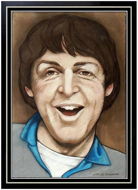"""Paul McCartney"" by Jack Dowd"