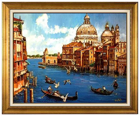 """Original Venice Italy"" by Fil Mottola"