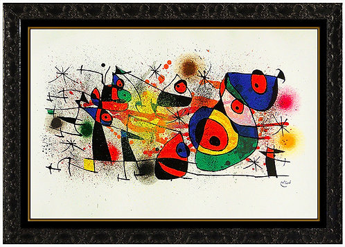 """""""Ceramiques"""" by Joan Miro"""