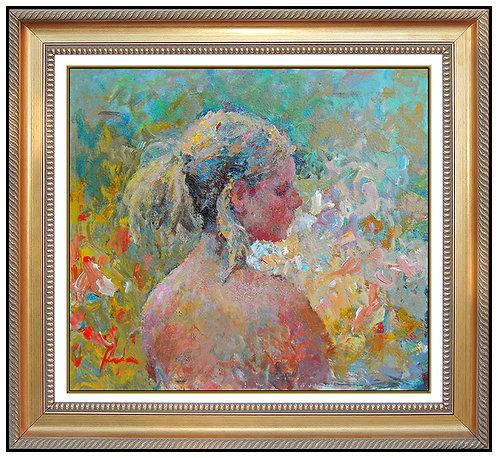 """A Girl Original"" by Hua Chen"