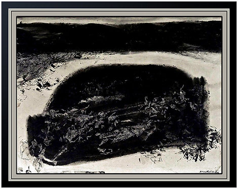 """Original Bird Forms"" by Kenneth Callahan"