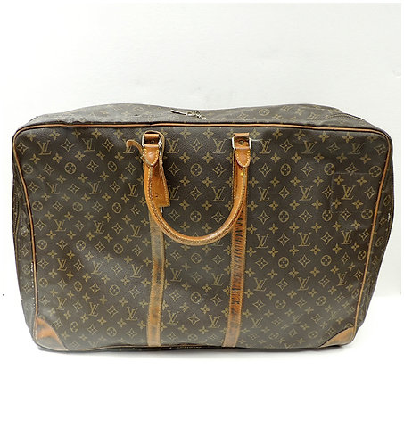 Louis Vuitton Soft Sided Canvas Suitcase (Sirius 70)