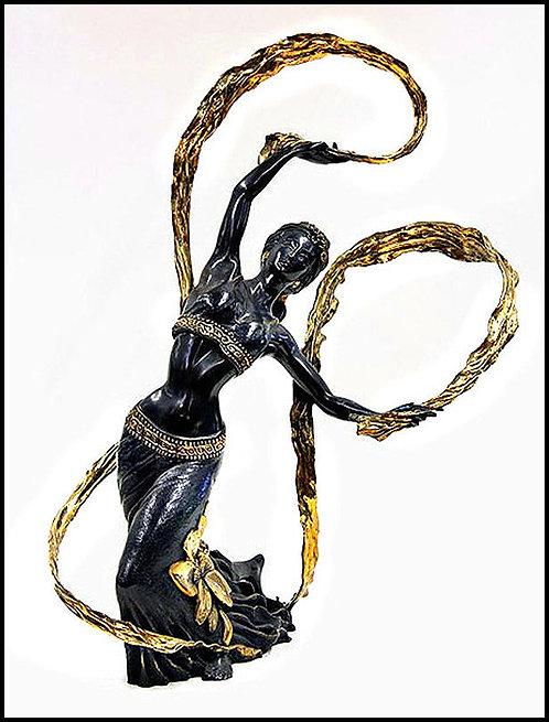 """""""Ribbon Dancer"""" by Jiang Tie Feng"""