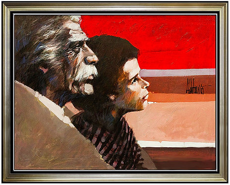 """Ageless"" by Aldo Luongo"