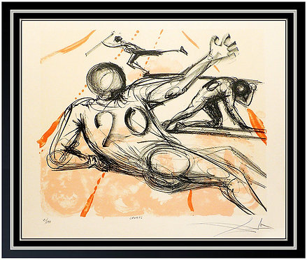 """Sports"" by Salvador Dali"