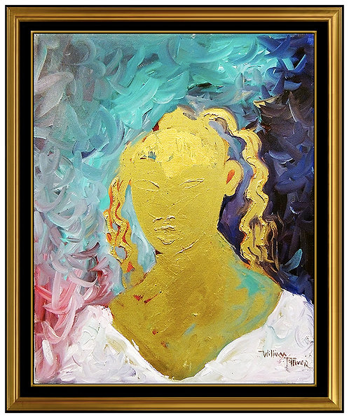 """Original Golden Girl"" by William Tolliver"
