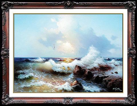 """""""Original Morning Break"""" by Eugene Garin"""