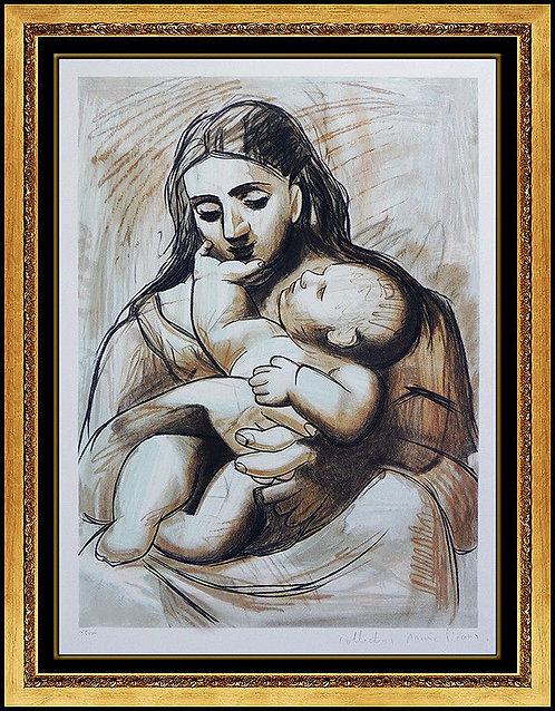 """""""Maternite"""" by Pablo Picasso"""