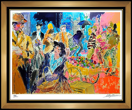 """My Fair Lady"" by Leroy Neiman"