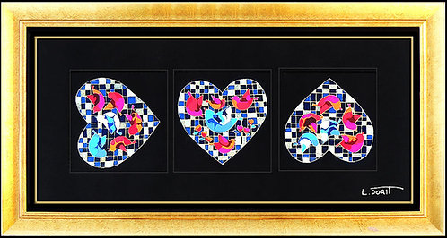 """Original Just Love"" by Dorit Levi"