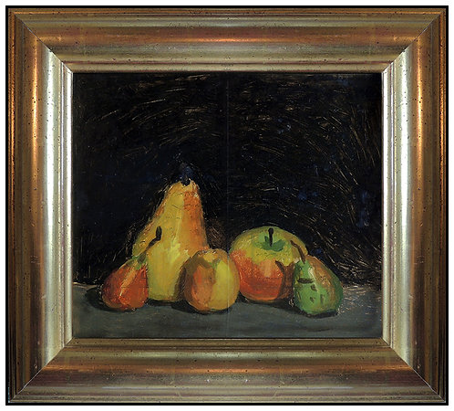 """Original Still Life with Fruit"" by Robert Kulicke"