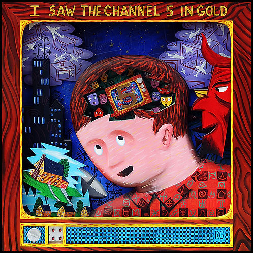 """""""Original I Saw On TV"""" by Rodney Greenblat"""