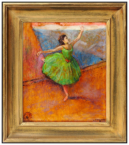 """Ballerina"" by Louis Kronberg"