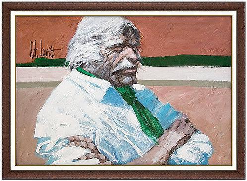 """The Hawk"" by Aldo Luongo"