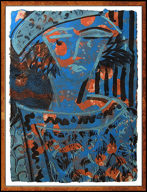 """INA IV"" by Robert Kushner"