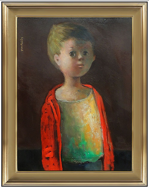 """""""Original Portrait of Youth"""" by Jose Montanes"""