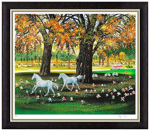 """""""First Day of Fall"""" by Hiro Yamagata"""