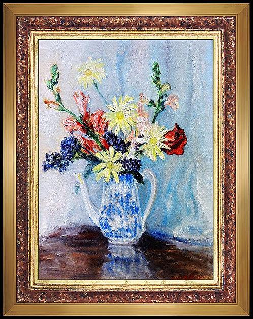 """""""A New York Bouquet"""" by Johann Berthelsen"""