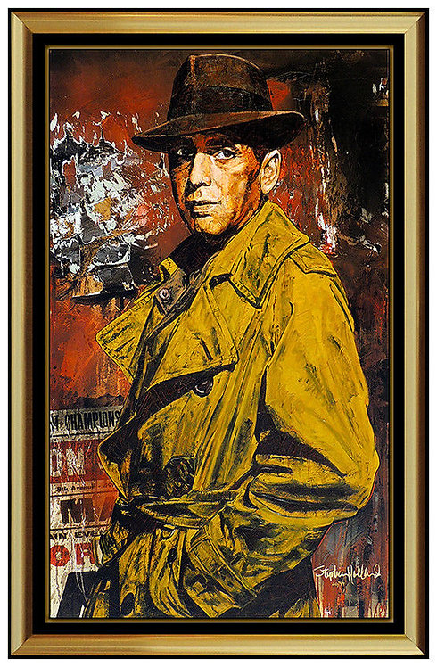 """Bogart"" by Stephen Holland"