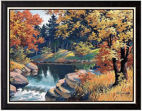 """""""Autumn Harmony"""" by Arthur Sarnoff"""