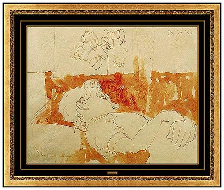 """Original Nancy (The Artist's Wife)"" by Jim Dine"
