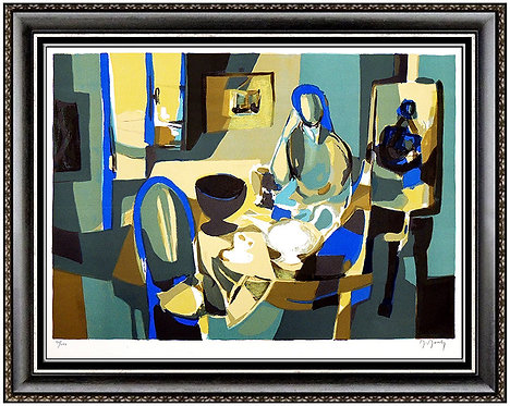 """""""Interiors"""" by Marcel Mouly"""