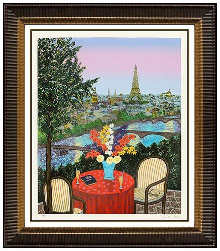 """""""Paris"""" by Fanch Ledan"""