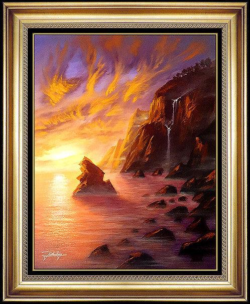"""""""Misty Tide"""" by Jon Rattenbury"""