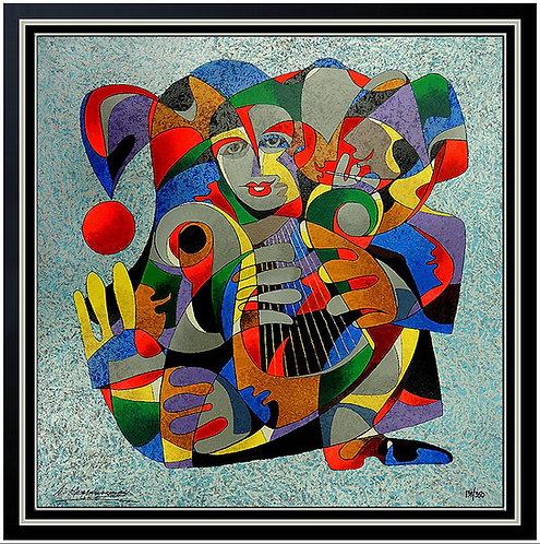 """""""The Sound of Harp"""" by Anatole Krasnyansky"""