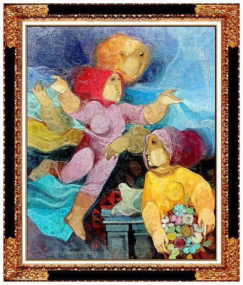 """""""Mujeres Que Suenan - Original"""" by Sunol Alvar"""
