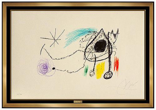 """""""Sobreteixims I Escultures"""" by Joan Miro"""