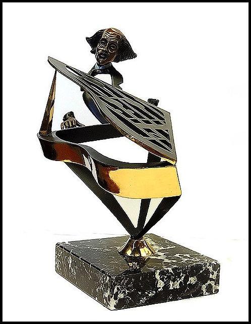 """The Grand Pianist"" by Paul Wegner"