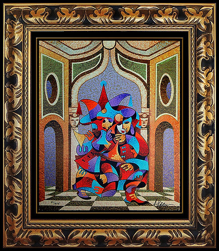 """Jokers Ballroom"" by Anatole Krasnyansky"