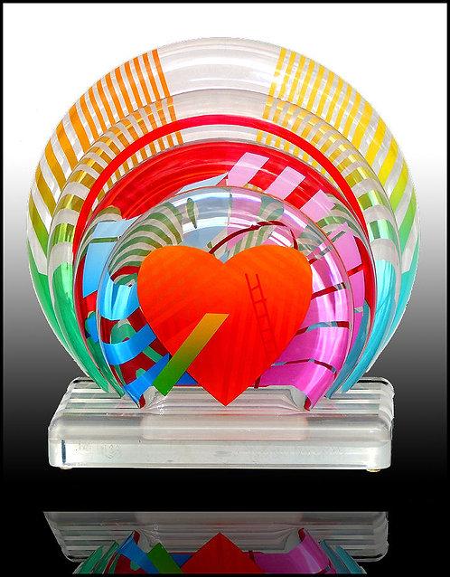 """Original Poet's Heart"" by Yankel Ginzburg"