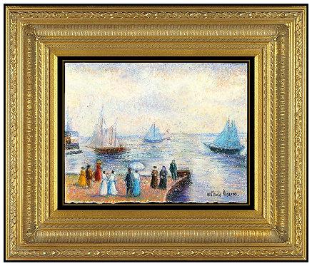 """""""Original Les Voillers"""" by H. Claude Pissarro"""