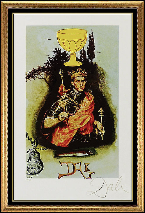 """""""King Of Cups"""" by Salvador Dali"""