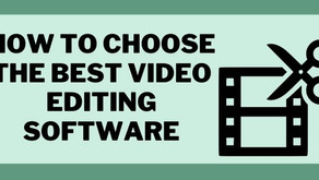 How I can choose the best video editing software?
