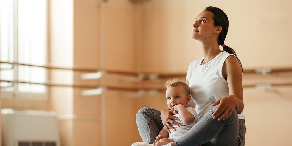 Prendre soin de soi et yoga postnatal (En ligne)